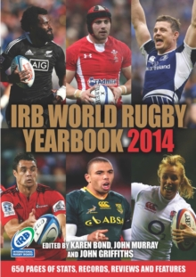 IRB World Rugby Yearbook 2014, Paperback Book