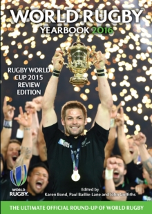 World Rugby Yearbook 2016, Paperback Book