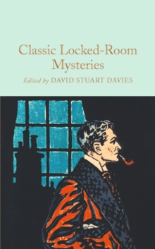 Classic Locked Room Mysteries, Hardback Book