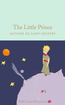 The Little Prince : Colour Illustrations, Hardback Book