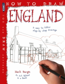 How to Draw England, Paperback Book
