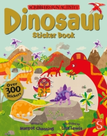 Dinosaur : Sticker Book, Paperback / softback Book
