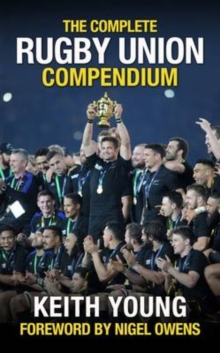 The Complete Rugby Union Compendium, Hardback Book