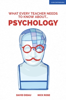 What Every Teacher Needs to Know About Psychology, Paperback Book