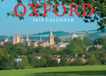 Romance of Oxford 2019, Calendar Book