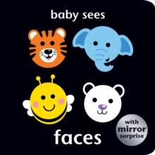 Baby Sees Faces, Hardback Book