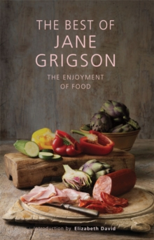 The Best of Jane Grigson, Hardback Book