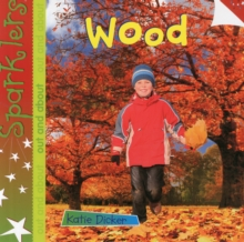 Wood : Sparklers - Out and About, Paperback / softback Book