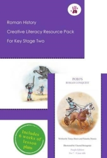 Roman History Creative Literacy Resource Pack for Key Stage Two, Mixed media product Book