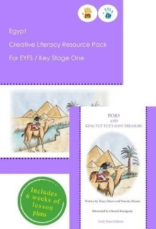 Egypt Creative Literacy Resource Pack for Key Stage One and EYFS, Mixed media product Book