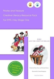 Pirates and Treasure Creative Literacy Resource Pack for Key Stage One and EYFS, Mixed media product Book