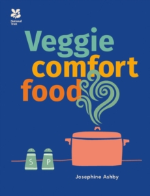 Veggie Comfort Food, Hardback Book