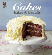 Cakes, Bakes and Biscuits, Hardback Book
