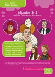 Elizabeth I: and the Elizabethan Settlement : Topic Pack, Mixed media product Book