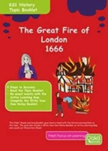 The Great Fire of London 1666 : Topic Pack, Mixed media product Book