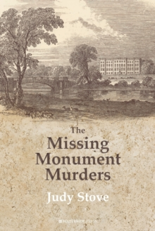 The Missing Monuments Murders, Paperback Book