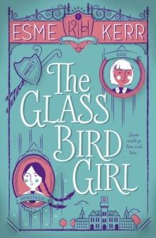 xhe Glass Bird Girl, Paperback Book