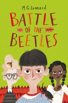 Battle of the Beetles, Paperback Book