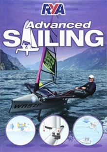 RYA Advanced Sailing, Paperback / softback Book
