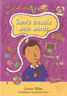 Sam's Trouble with Words, Paperback Book