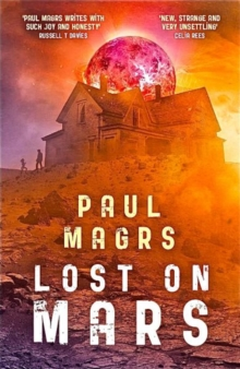 Lost on Mars, Paperback Book