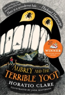 Aubrey and the Terrible Yoot, Paperback Book