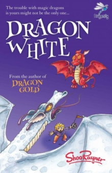 Dragon White, Paperback Book