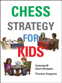 Chess Strategy for Kids, Hardback Book