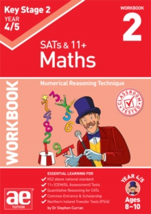 KS2 Maths Year 4/5 Workbook 2 : Numerical Reasoning Technique, Paperback / softback Book