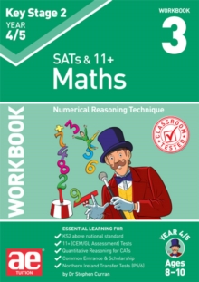 KS2 Maths Year 4/5 Workbook 3 : Numerical Reasoning Technique, Paperback / softback Book