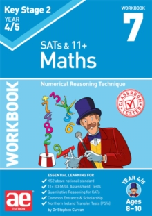 KS2 Maths Year 4/5 Workbook 7 : Numerical Reasoning Technique, Paperback / softback Book