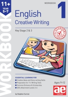 11+ Creative Writing Workbook 1, Paperback Book