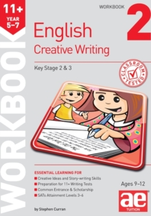 11+ Creative Writing Workbook 2 : Creative Writing and Story-Telling Skills, Paperback Book