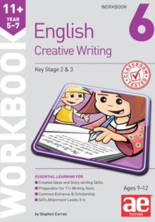 11+ Creative Writing Workbook 6 : Creative Writing and Story-Telling Skills, Paperback Book