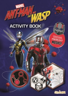 Ant-Man Activity Book, Paperback / softback Book