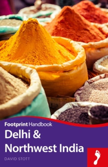 Delhi & Northwest India, Paperback Book