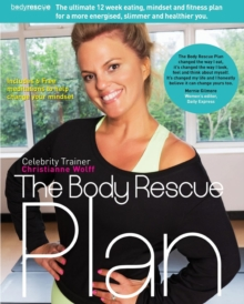 The Body Rescue Plan, Paperback Book