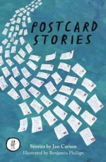 Postcard Stories, Paperback Book