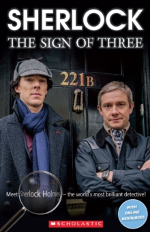 Sherlock: The Sign of Three, Paperback Book