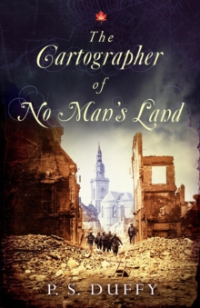 The Cartographer of No Man's Land, Paperback Book