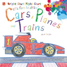 Cars, Planes And Trains, Paperback / softback Book