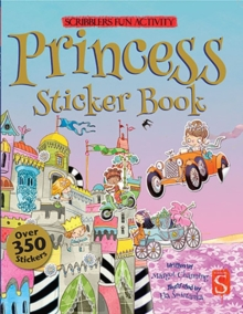 Princess : Sticker Book, Paperback Book