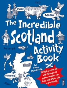 The Incredible Scotland Activity Book, Paperback / softback Book