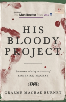 His Bloody Project, Paperback Book