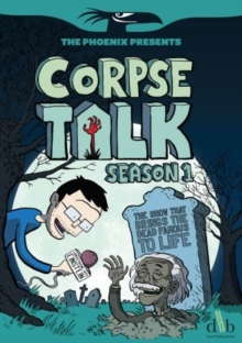 Corpse Talk: Season 1, Paperback Book