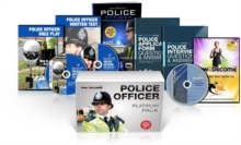 Police Officer Recruitment Platinum Package Box Set: How to Become a Police Officer Book, Police Officer Interview Questions and Answers, Application Form Guide, Written Tests DVD, Fitness Test CD : 1, Shrink-wrapped pack Book