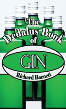 The Dedalus Book of Gin, Paperback Book