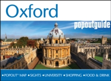 Oxford PopOut Guide : Handy pocket size Oxford city guide with pop-up Oxford city map, Paperback / softback Book