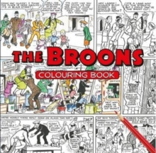 Broons Colouring Book, Paperback / softback Book