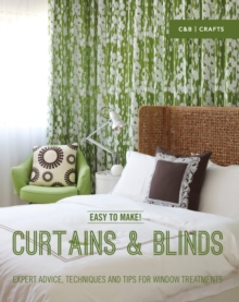 Easy to Make! Curtains & Blinds, Paperback Book